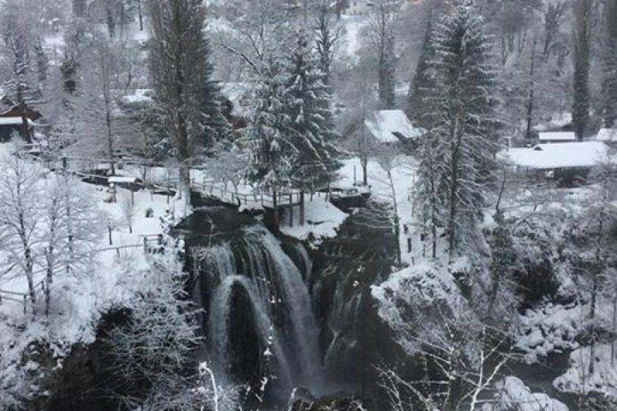 Slovin Unique – Rastoke shared Turistička zajednica Grada Slunja's post